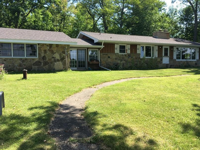 View Single-Family Home For Sale at N1121 River Dr, MENOMINEE, MI