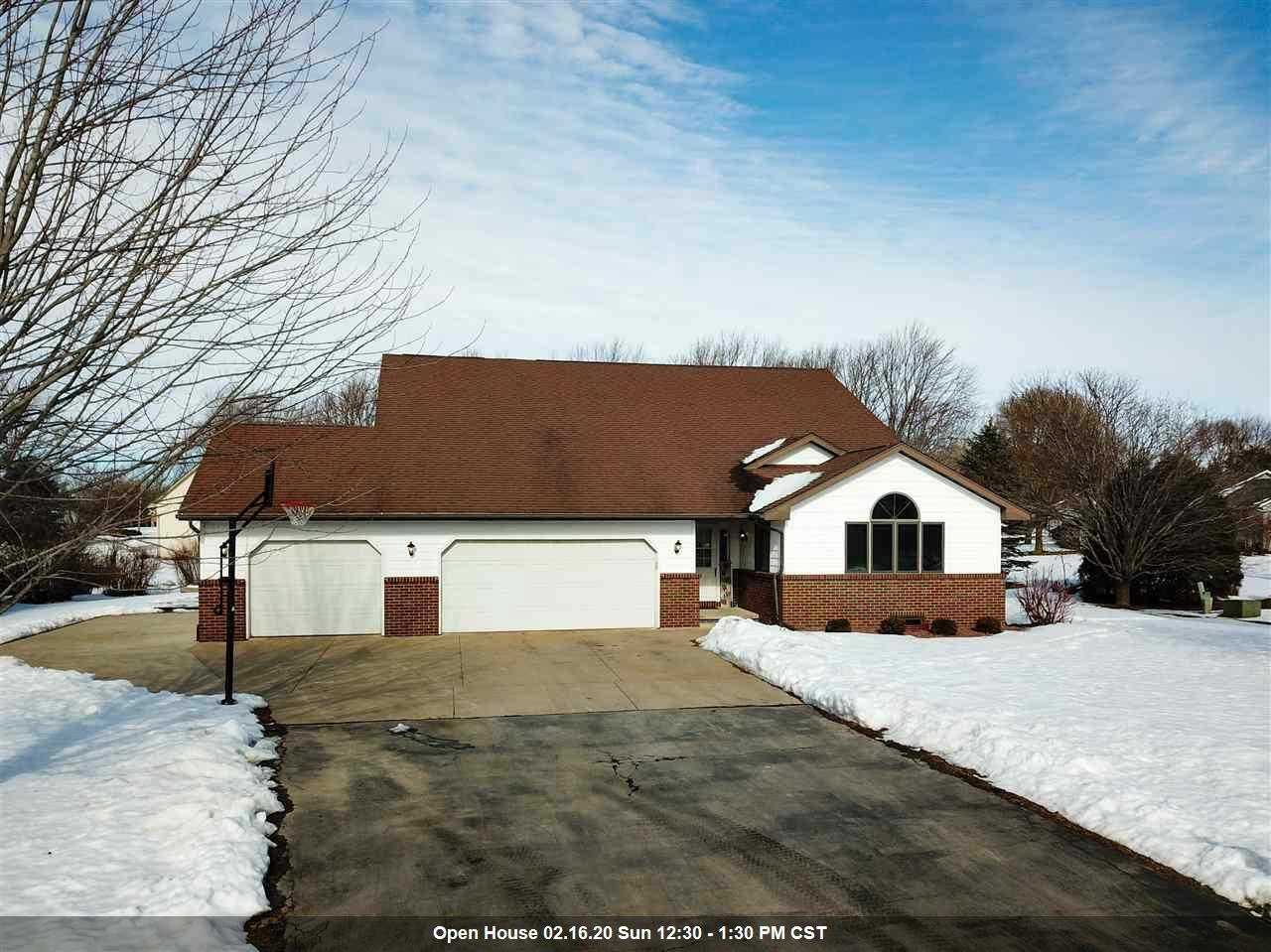 View Single-Family Home For Sale at W2804 KEBE COURT, Appleton, WI