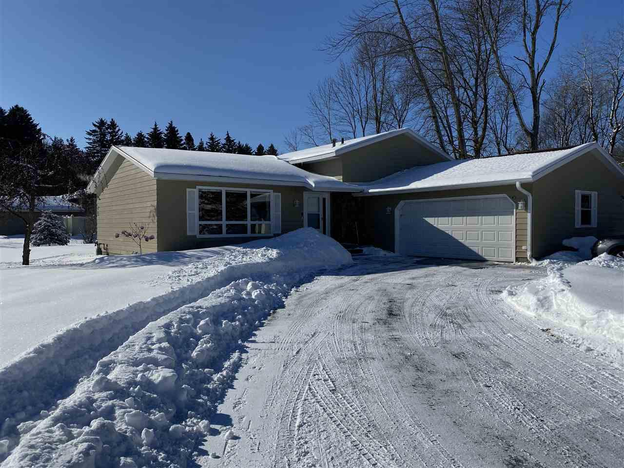 View Single-Family Home For Sale at 1603 GINA CIRCLE, Marinette, WI