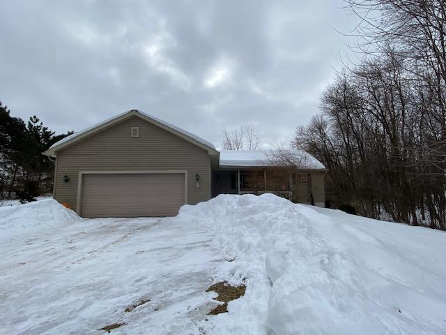 View Single-Family Home For Sale at W37777 Grasser Rd, Porterfield, WI