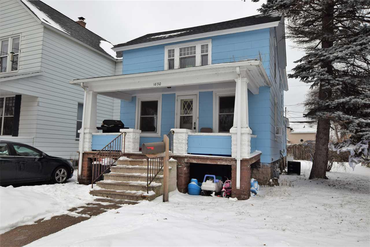View Single-Family Home For Sale at 1830 LIBERTY STREET, Marinette, WI