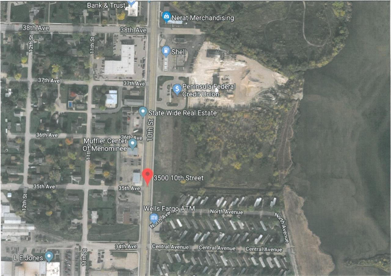 View Vacant Land For Sale at 3500 10th St, MENOMINEE, MI
