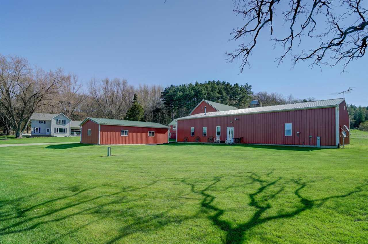 View Single-Family Home For Sale at 1088 Henry Rd, Belleville, WI