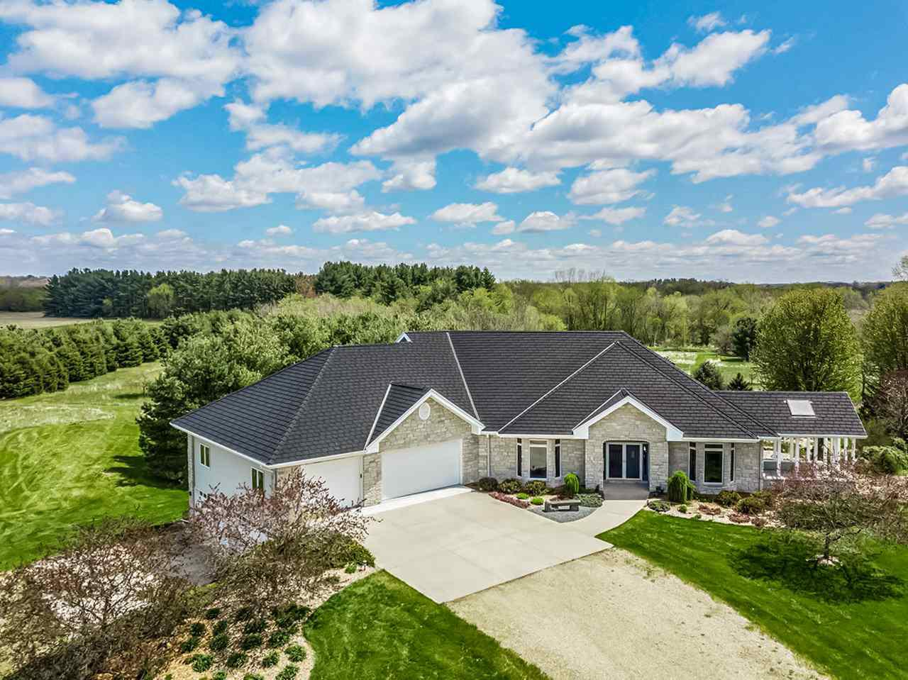 View Single-Family Home For Sale at N9524 Hwy 92, Belleville, WI