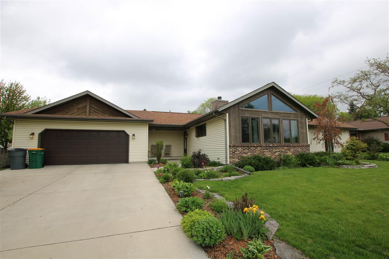 View Single-Family Home For Sale at 1615 ST PAUL AVENUE, North Fond Du Lac, WI