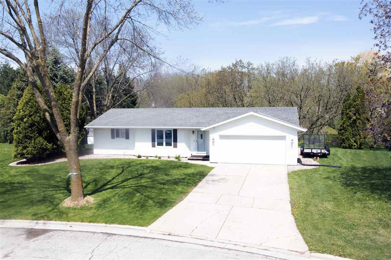 View Single-Family Home For Sale at 2469 MARY JO DRIVE, Green Bay, WI