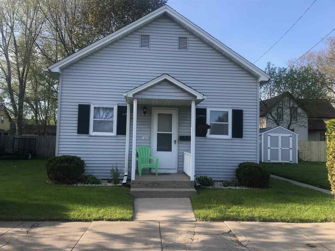 View Single-Family Home For Sale at 1406 28TH AVENUE, Menomonie, MI