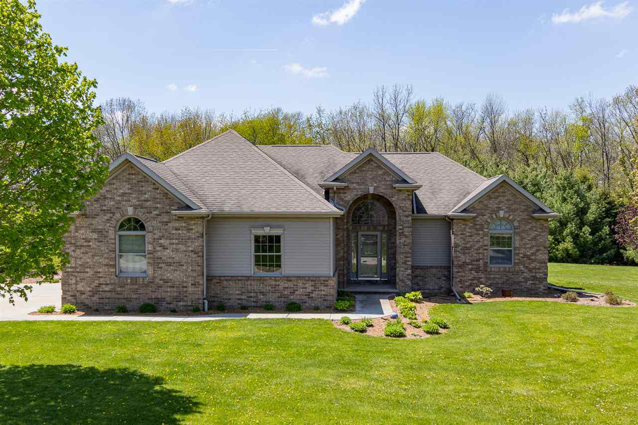 View Single-Family Home For Sale at 8039 SAQUARO COURT, Neenah, WI