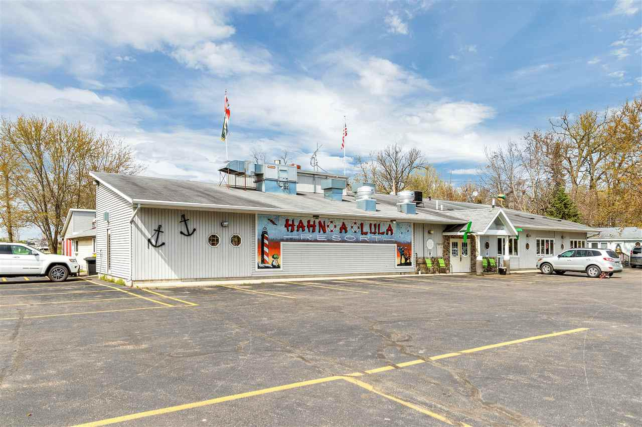 View Commercial For Sale at 8861 S WOLF RIVER DRIVE, Fremont, WI