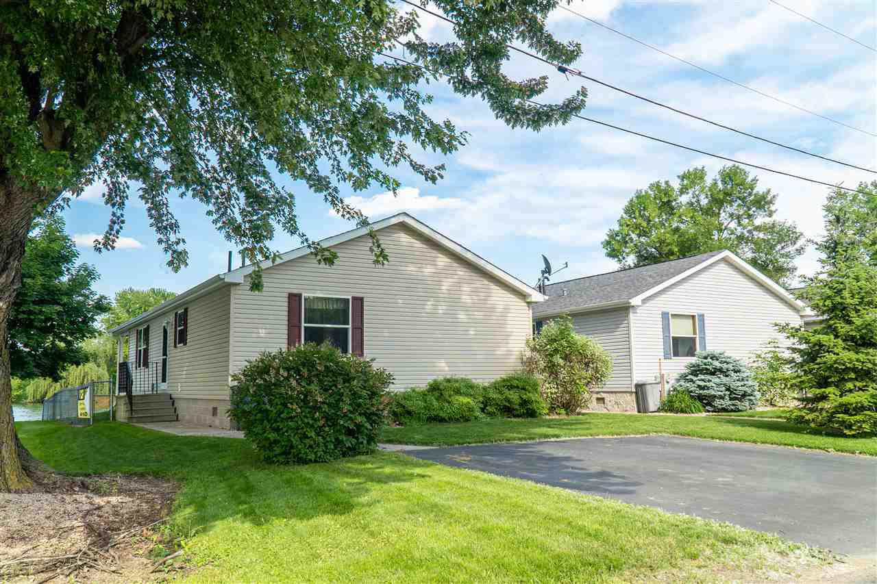 View Single-Family Home For Sale at 124 WOLF RIVER DRIVE, Fremont, WI