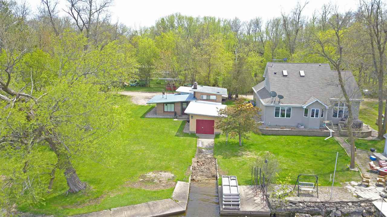 View Single-Family Home For Sale at 8880 LAKESIDE LANE, Winneconne, WI