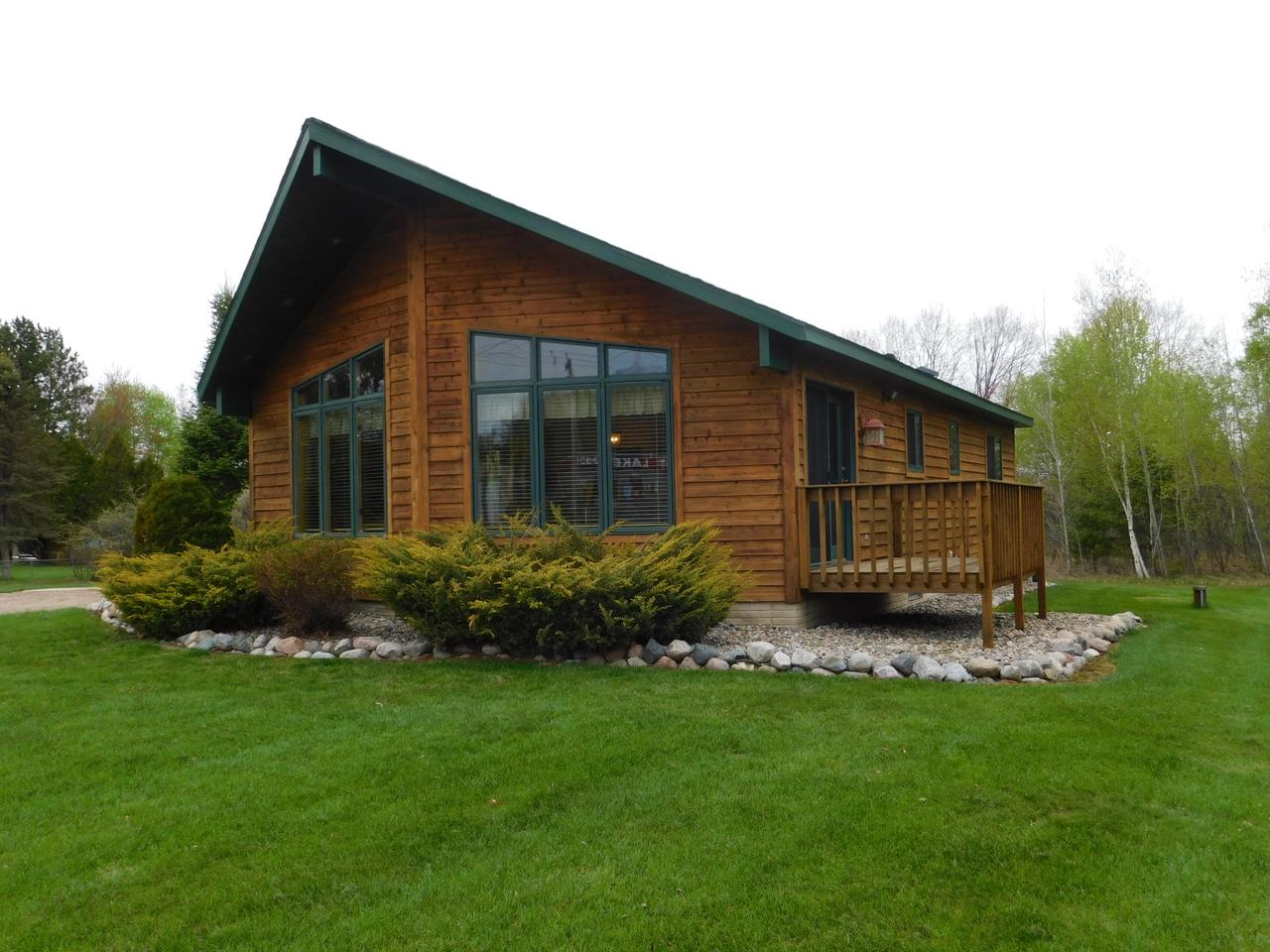 View Single-Family Home For Sale at 15444 State Road 32, Lakewood, WI