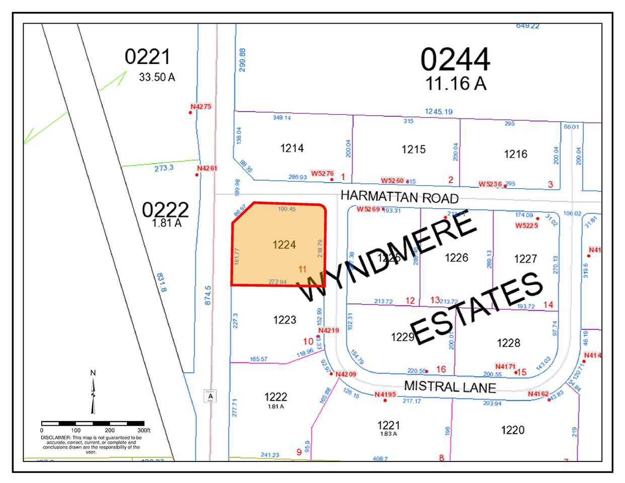 View Vacant Land For Sale at MISTRAL LANE, Black Creek, WI