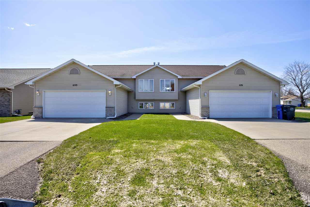 View Multi-Family For Sale at 1151 DEBRA COURT, Menasha, WI