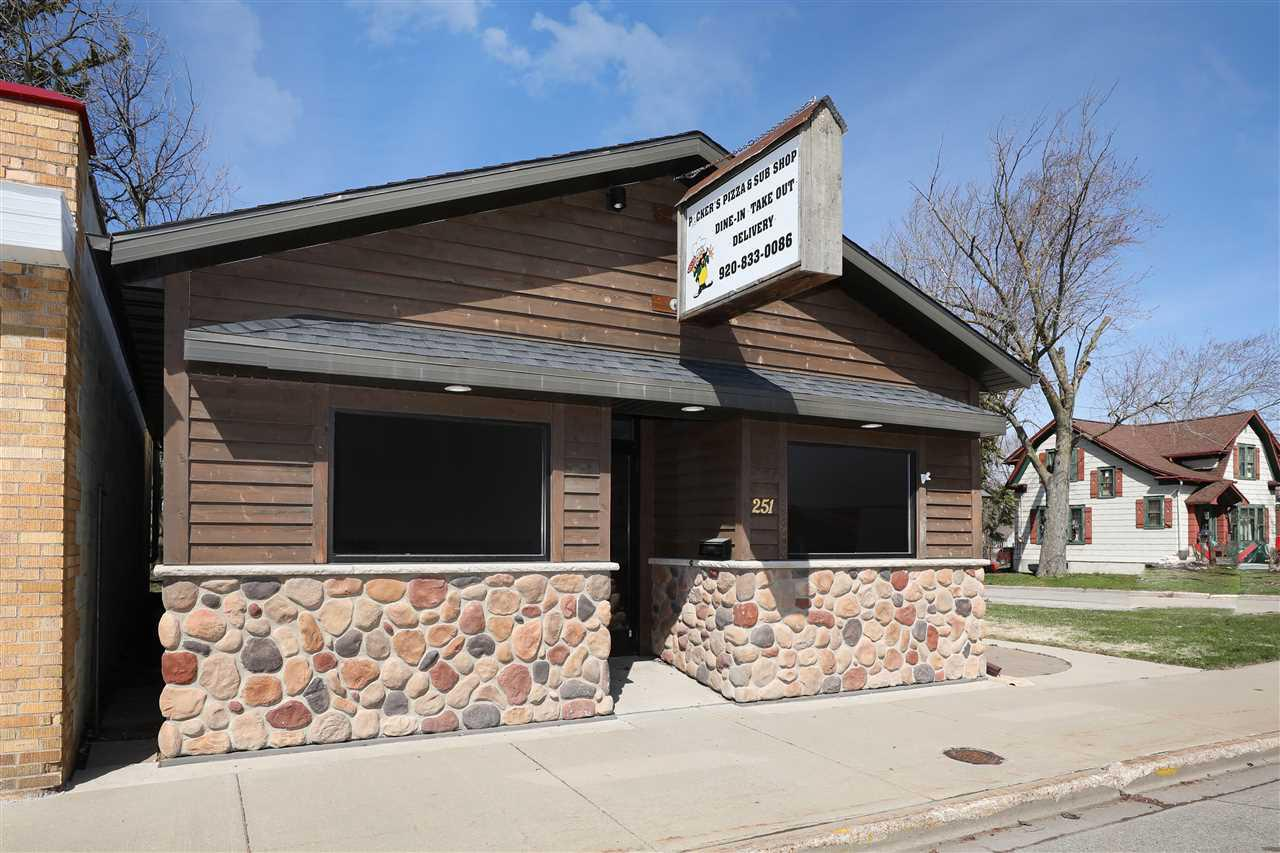 View Commercial For Sale at 251 N MAIN STREET, Seymour, WI