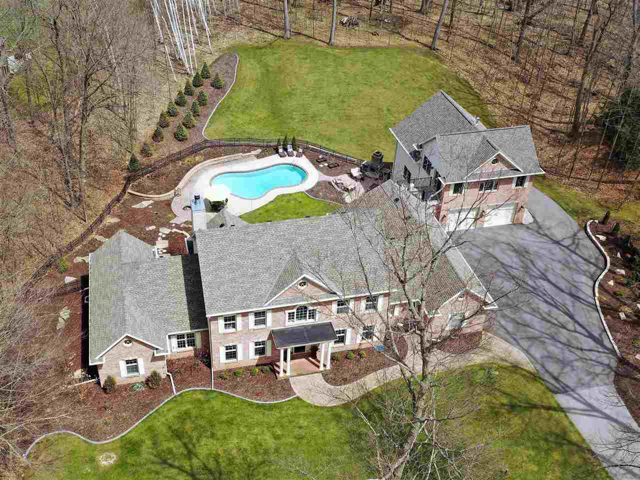 View Single-Family Home For Sale at 4665 CREEK VALLEY LANE, Oneida, WI
