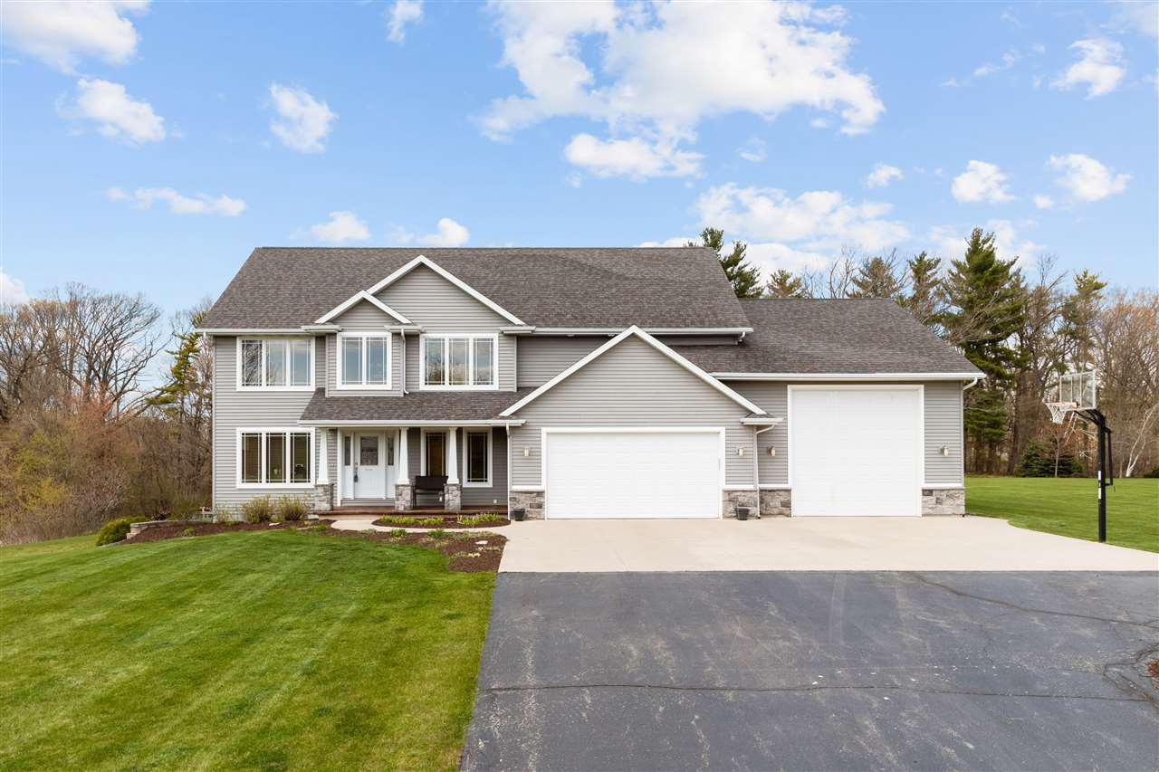 View Single-Family Home For Sale at 38 GOLDEN WHEAT LANE, Wrightstown, WI