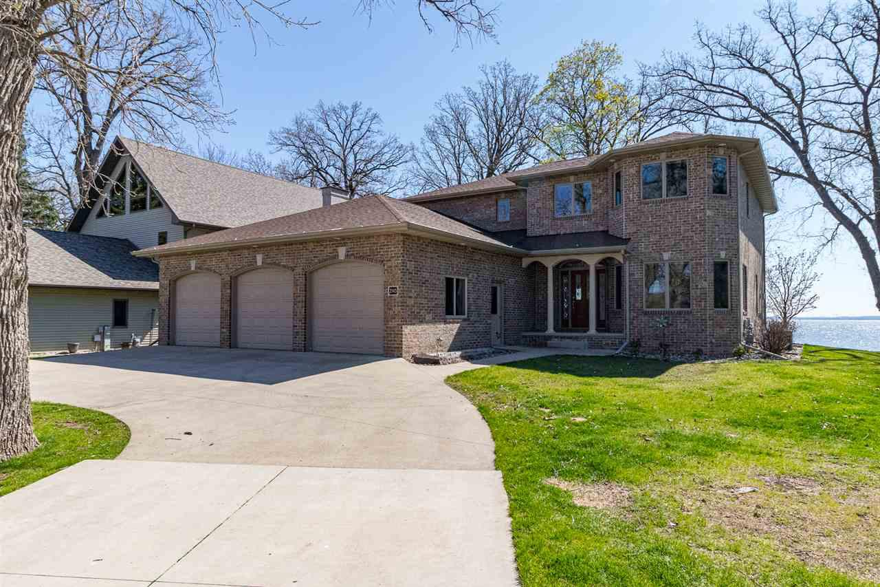 View Single-Family Home For Sale at 2145 N POINT COMFORT ROAD, Oshkosh, WI