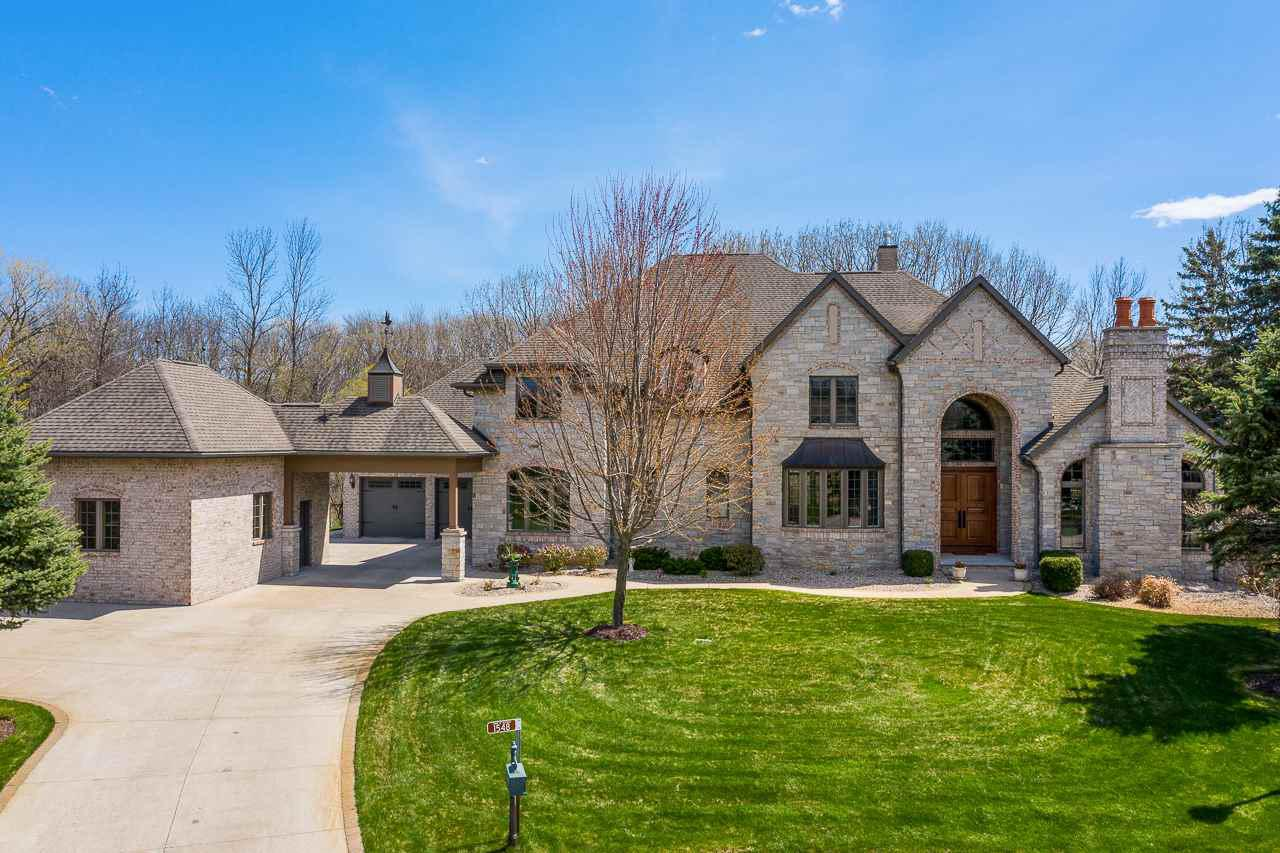 View Single-Family Home For Sale at 1548 HIDDEN ACRES LANE, Neenah, WI