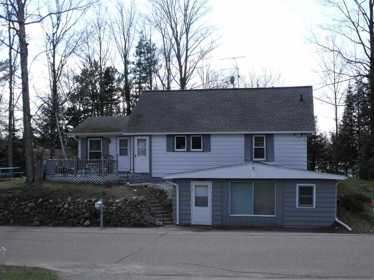 View Single-Family Home For Sale at 17791 NICOLET ROAD, Townsend, WI