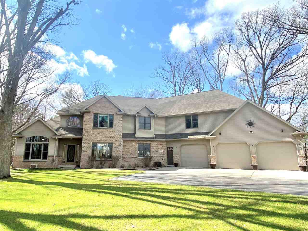 View Single-Family Home For Sale at 22 CORN SILK COURT, Wrightstown, WI