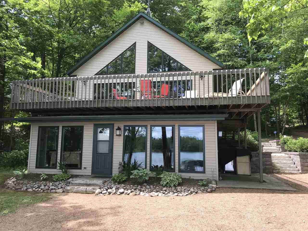 View Single-Family Home For Sale at 16675 HUMMINGBIRD HILL LANE, Townsend, WI