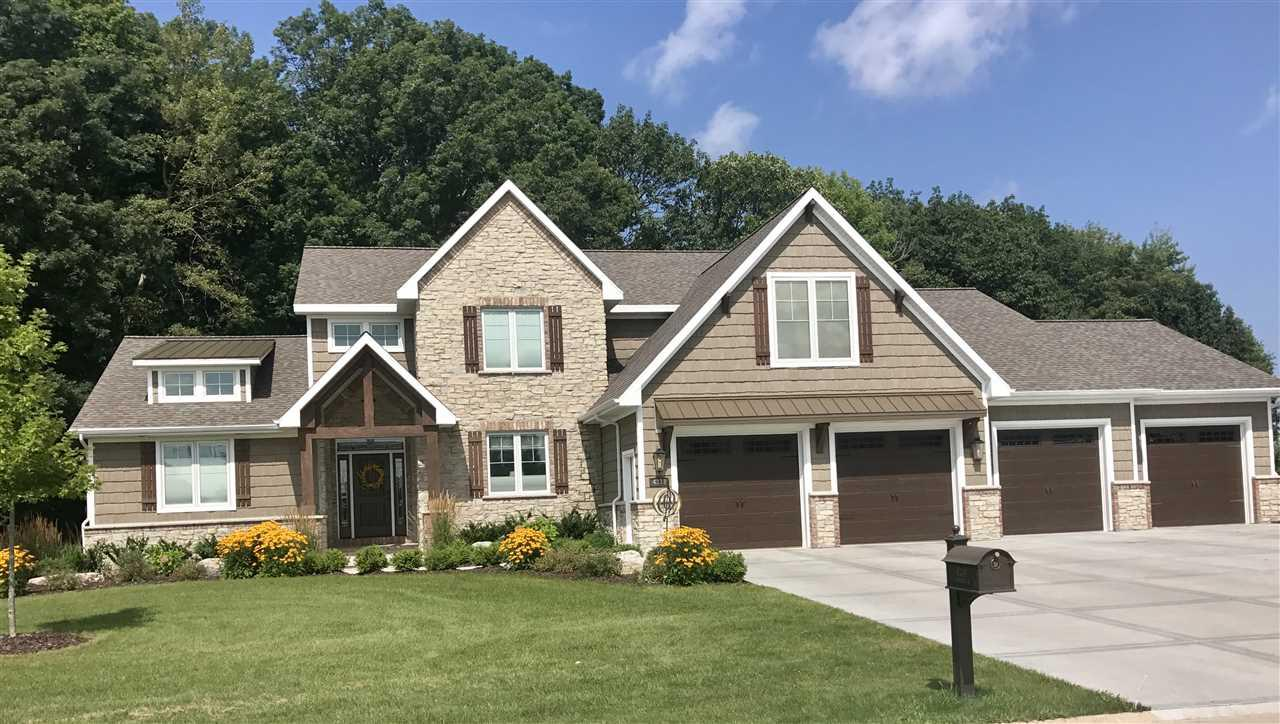 View Single-Family Home For Sale at 4338 WINDEMER LANE, Oneida, WI