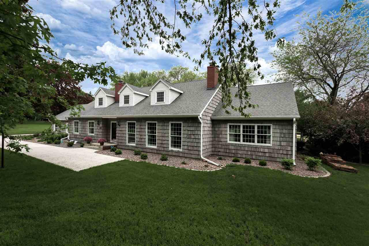 View Single-Family Home For Sale at 4397 COUNTRY CLUB ROAD, Oshkosh, WI