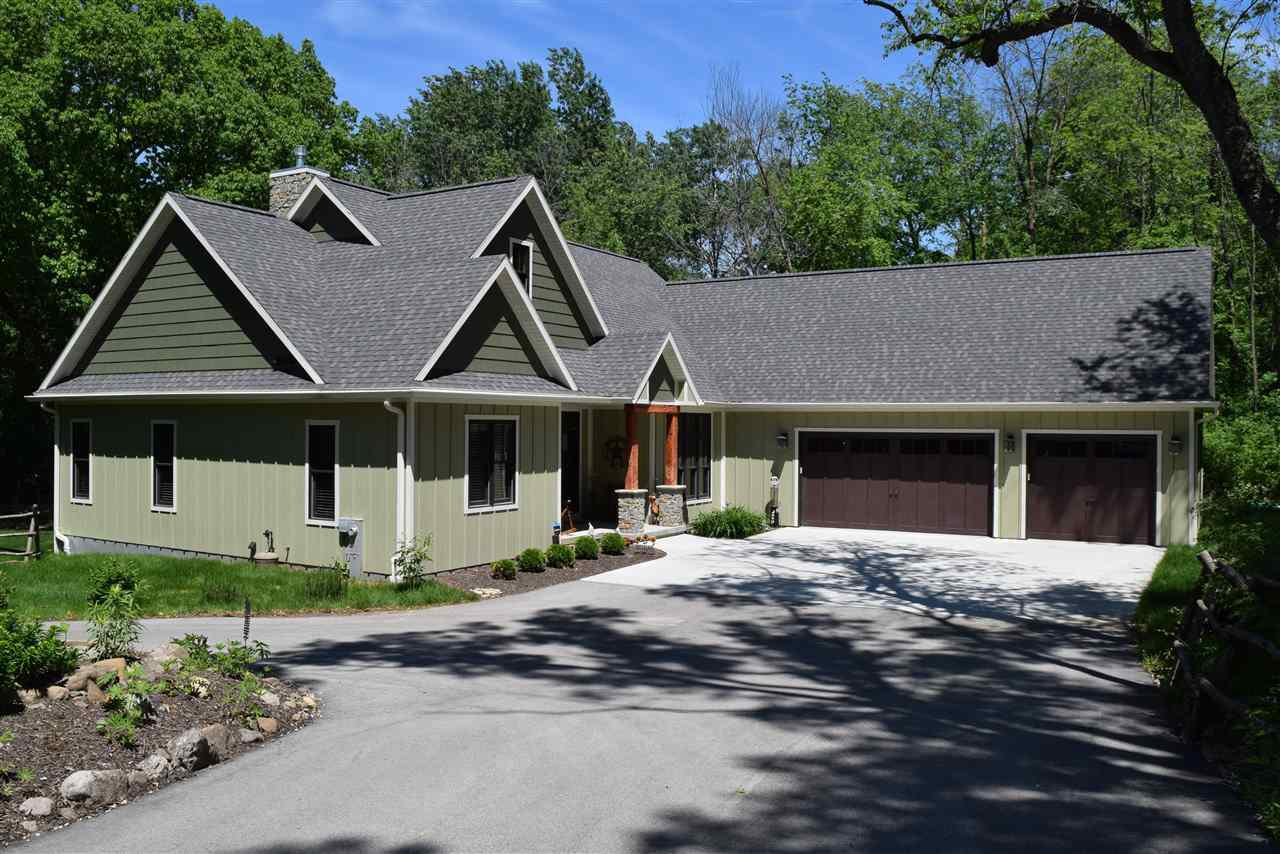 View Single-Family Home For Sale at N8190 LAKEVIEW ROAD, Fond Du Lac, WI