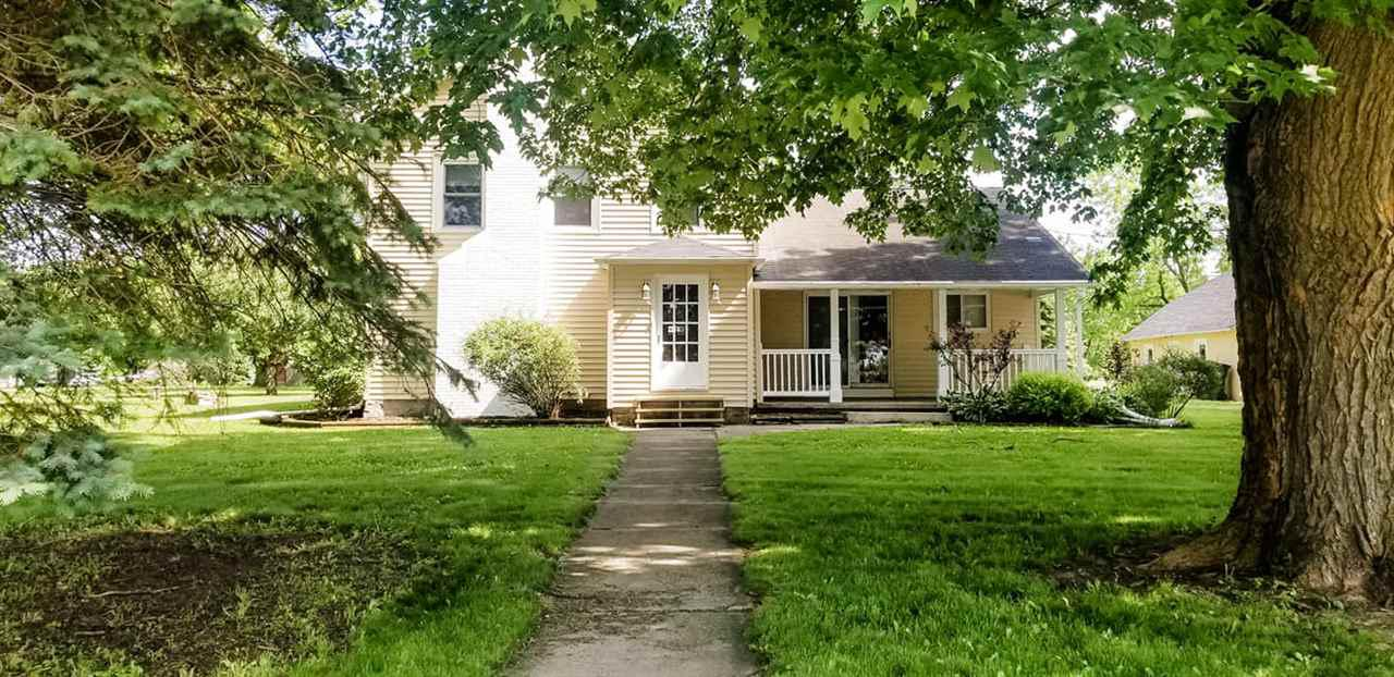View Single-Family Home For Sale at 6647 HWY 44, Pickett, WI