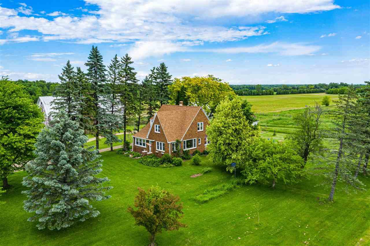 View Single-Family Home For Sale at W2093 BIGHORN AVENUE, Poy Sippi, WI