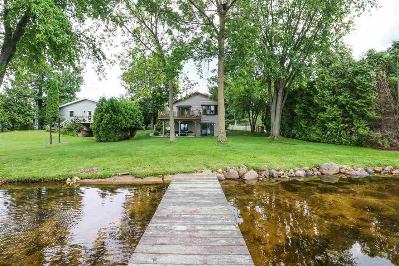 View Single-Family Home For Sale at N3294 PARK AVENUE, Weyauwega, WI