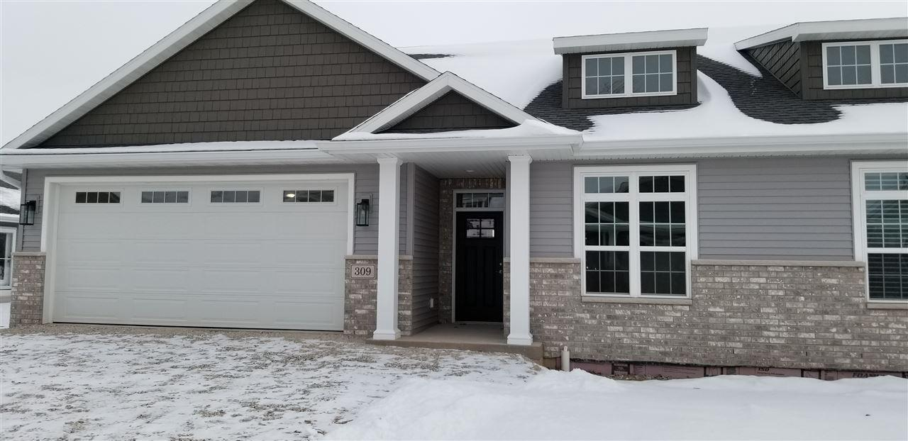 View Single-Family Home For Sale at 309 SMITHFIELD DRIVE, Kimberly, WI