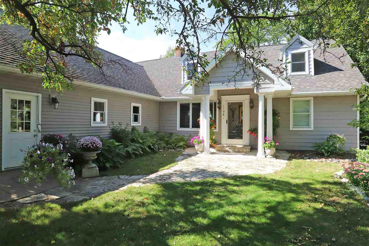 View Single-Family Home For Sale at 1194 PAGES POINT, Menasha, WI