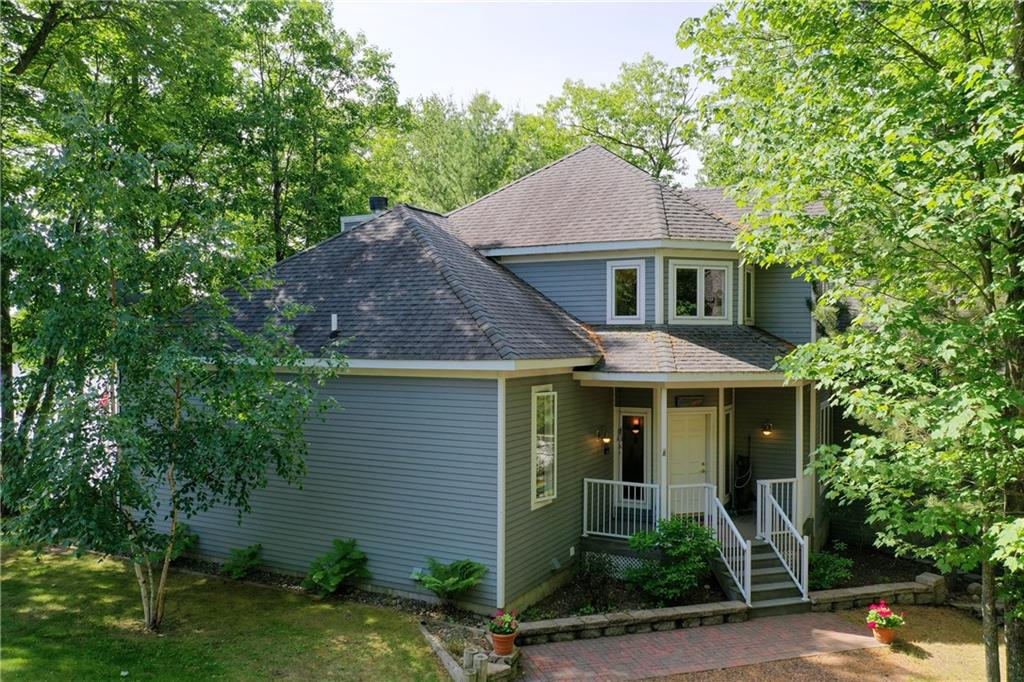 View Single-Family Home For Sale at 1885 Smart Road, Gordon, WI