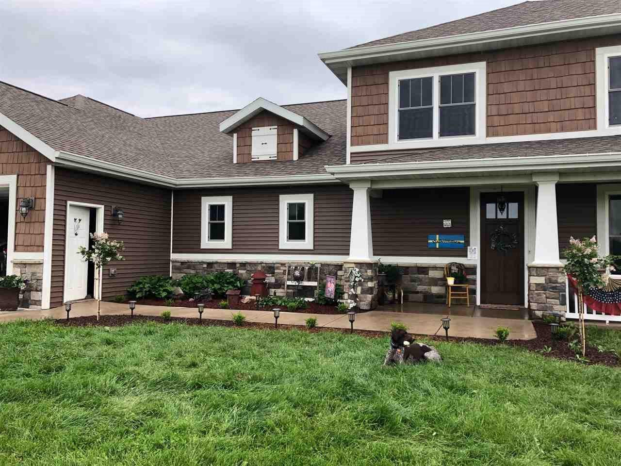 View Single-Family Home For Sale at 4909 S HWY 45, Oshkosh, WI