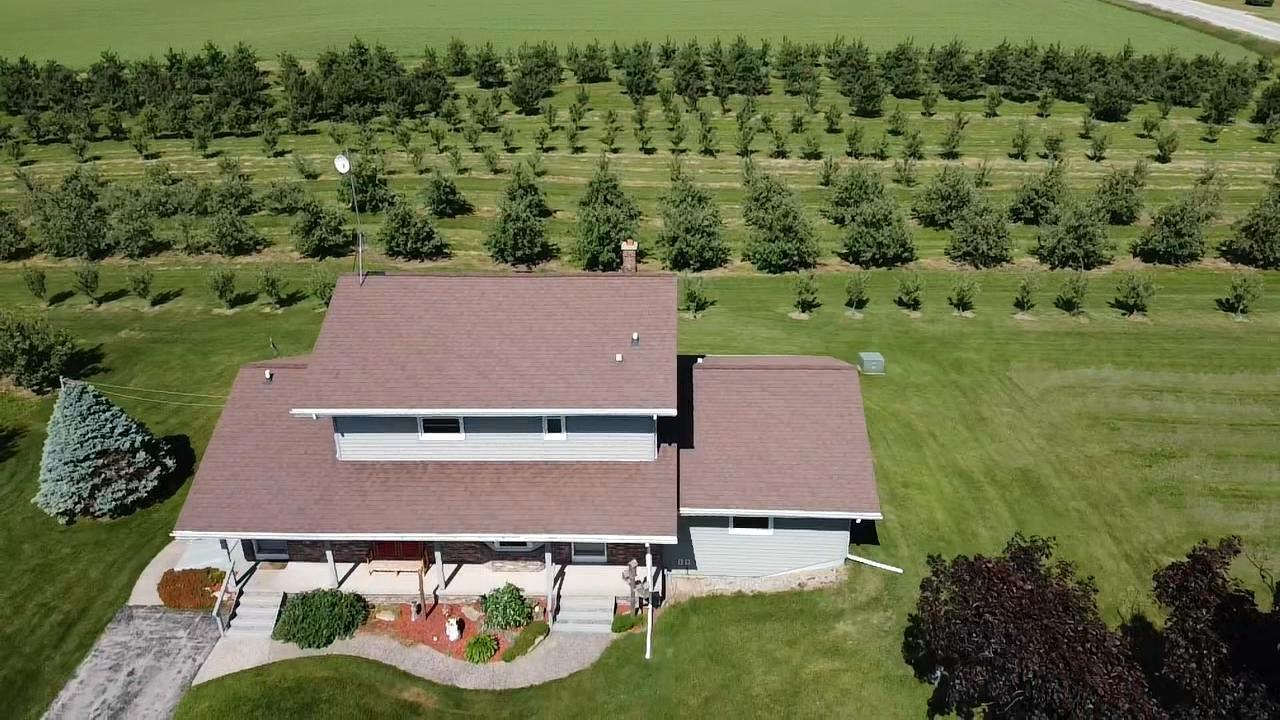 View Single-Family Home For Sale at W2423 State Road 49, Brownsville, WI