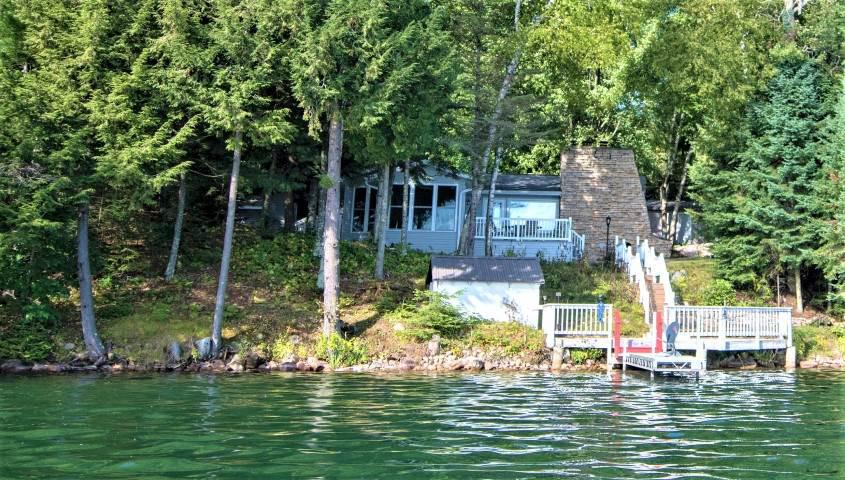 View Single-Family Home For Sale at 17694 W WHEELER LAKE LANE, Lakewood, WI