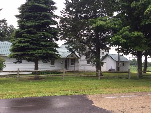 View Single-Family Home For Sale at W4345 Haney Rd, Monroe, WI