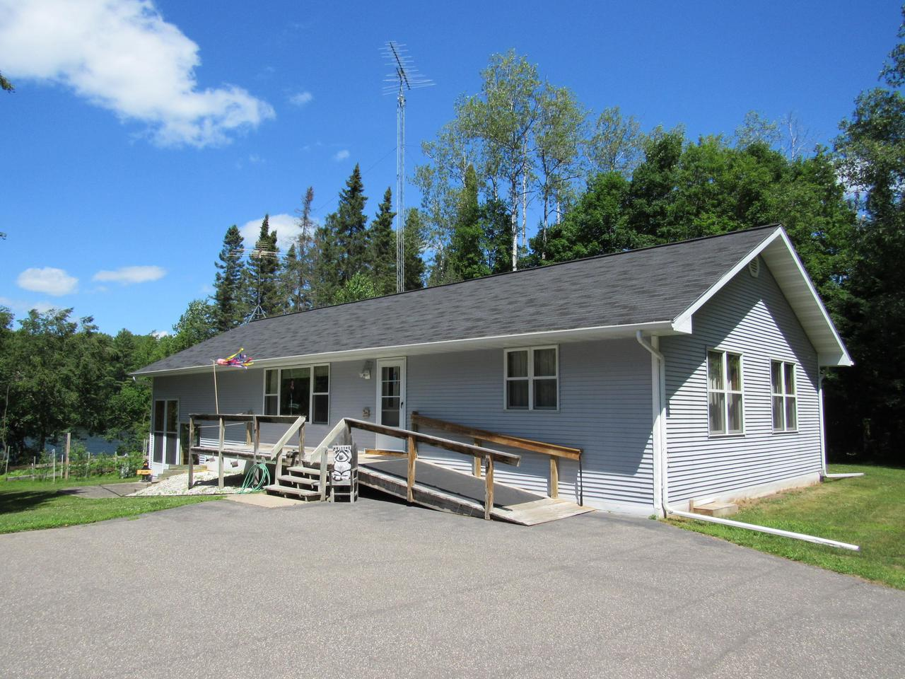 View Single-Family Home For Sale at 10312 E Porcupine Lake RD, Tipler, WI