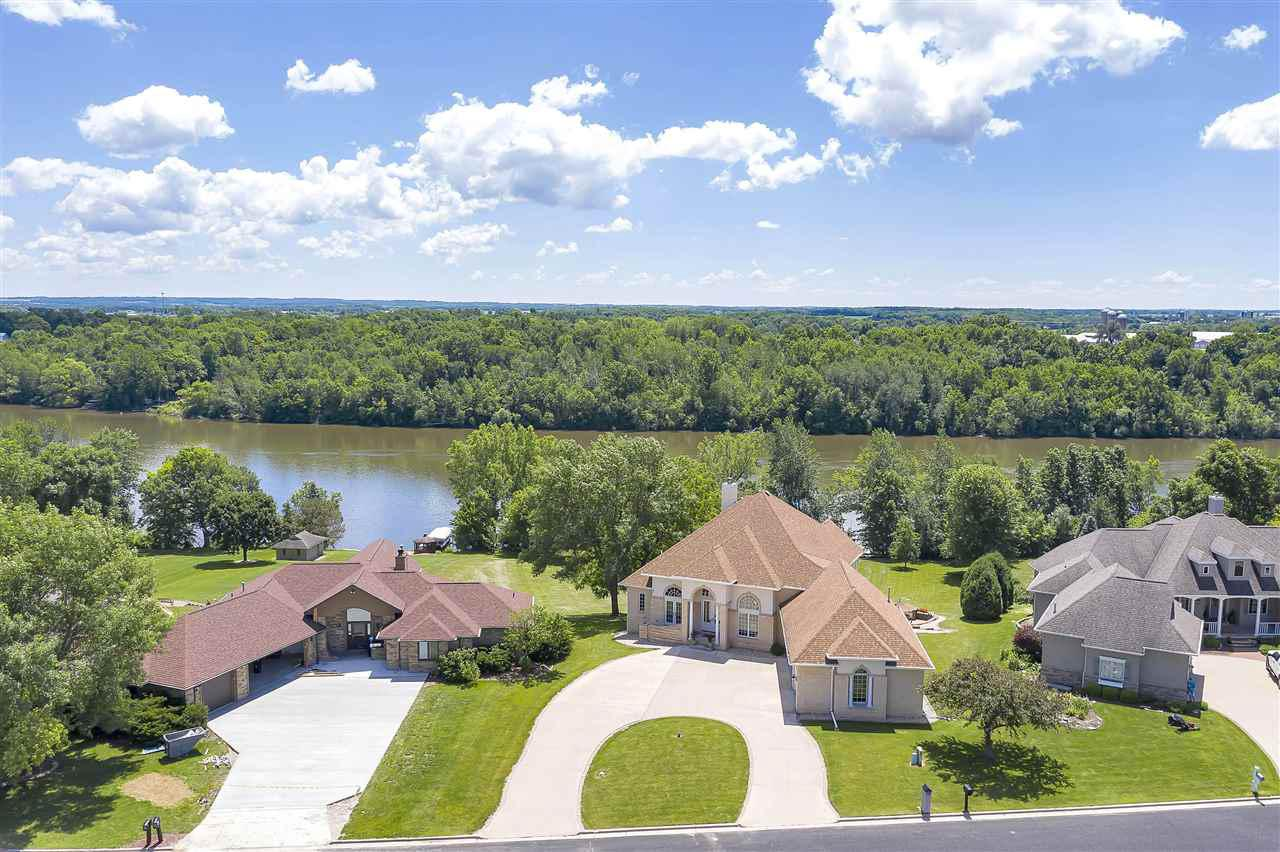 View Single-Family Home For Sale at 1061 CRESTVIEW DRIVE, Wrightstown, WI
