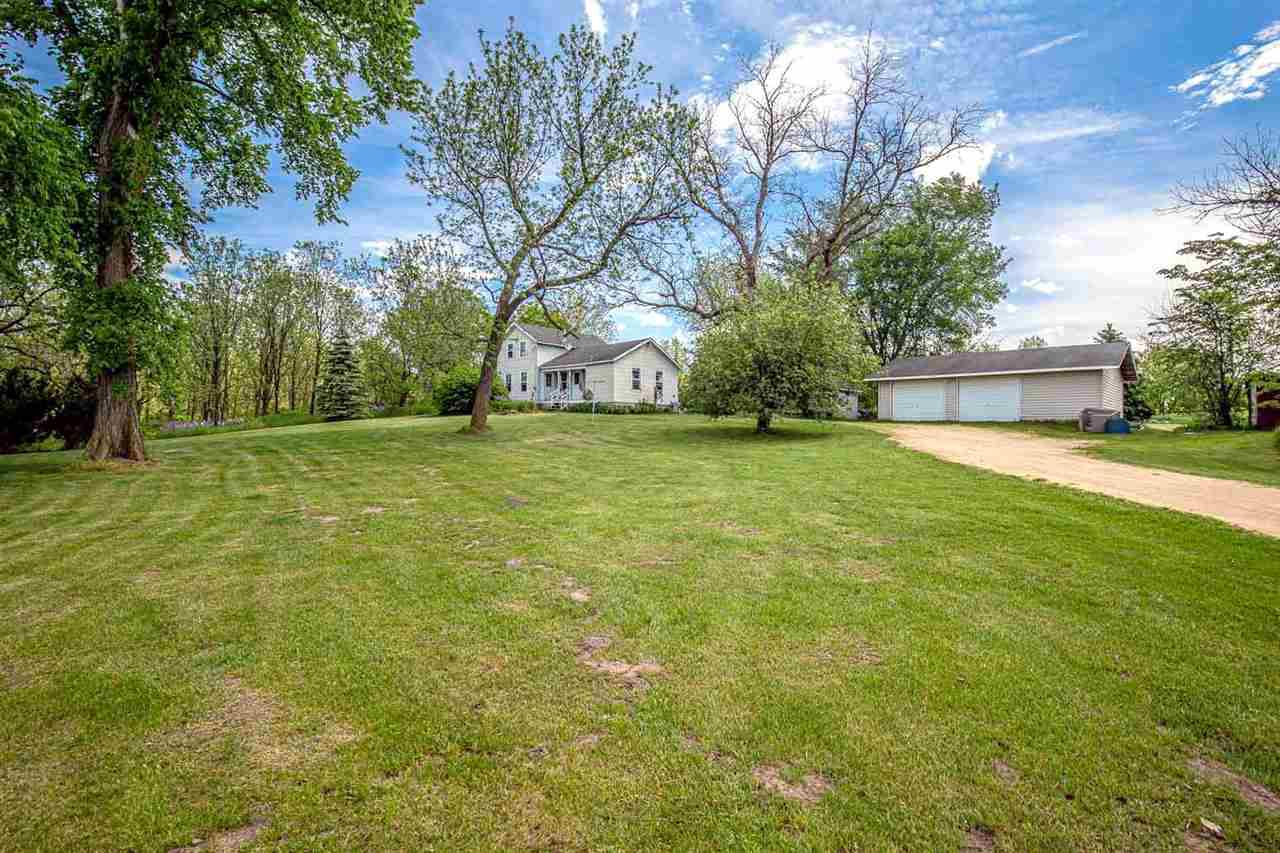 View Single-Family Home For Sale at N8394 Sandy Hook Rd, Brooklyn, WI