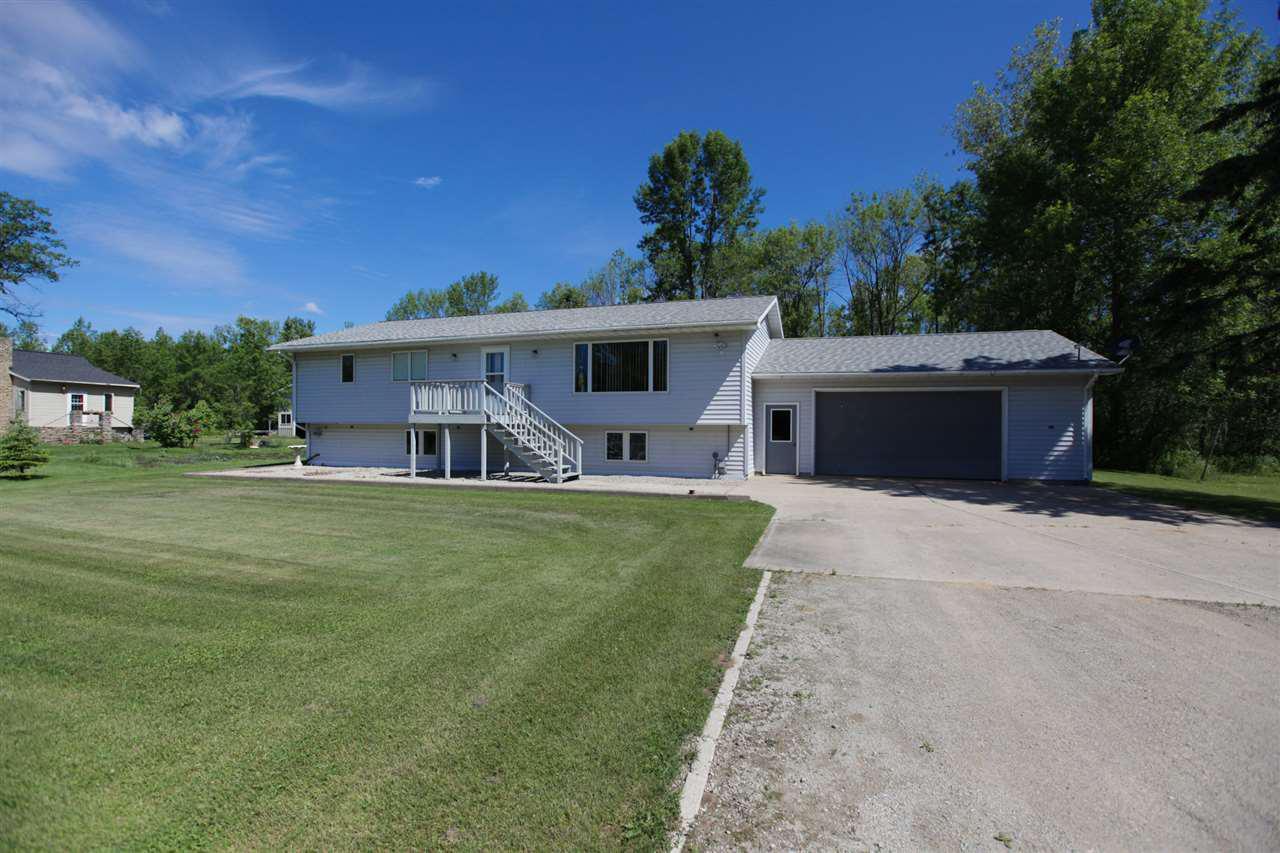 View Single-Family Home For Sale at W5312 EVERGREEN ROAD, Menomonie, MI