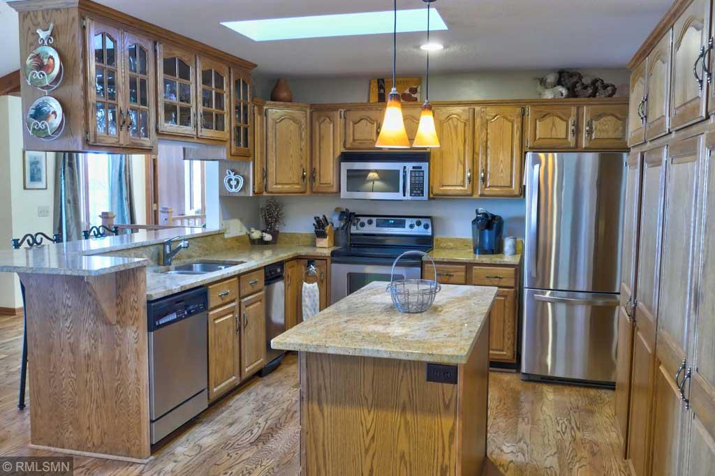 View Single-Family Home For Sale at 1279 S Shore CT, Amery, WI