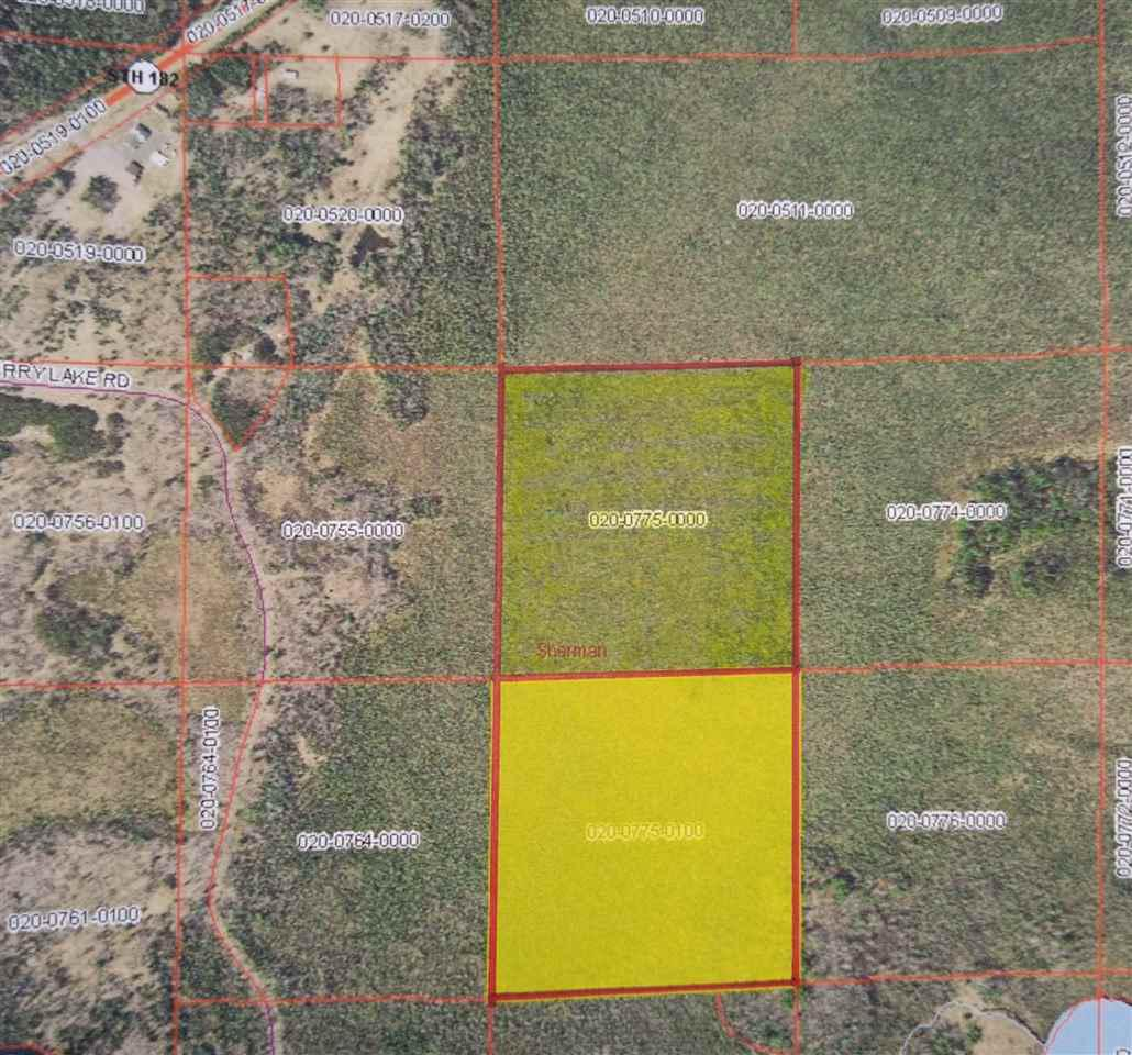 View Vacant Land For Sale at FERRY LAKE ROAD #NW1/4 NW1/4, SW1/4 N, SHERMAN, WI