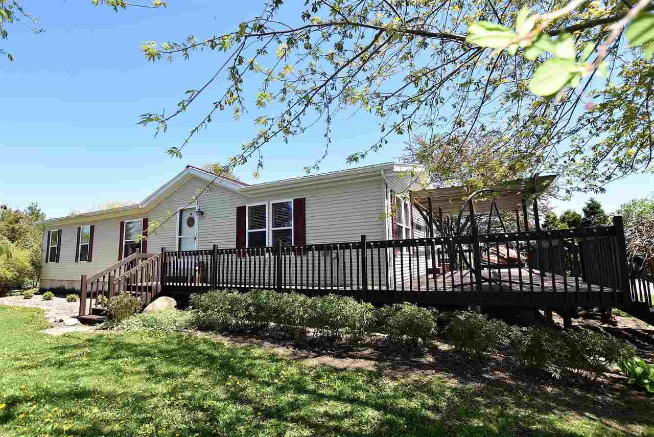 View Single-Family Home For Sale at 652 CLAIRVILLE ROAD, Oshkosh, WI