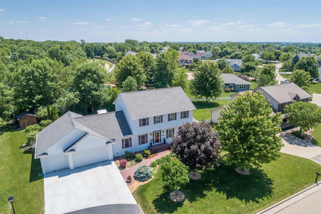View Single-Family Home For Sale at 1419 STADLER COURT, Menasha, WI