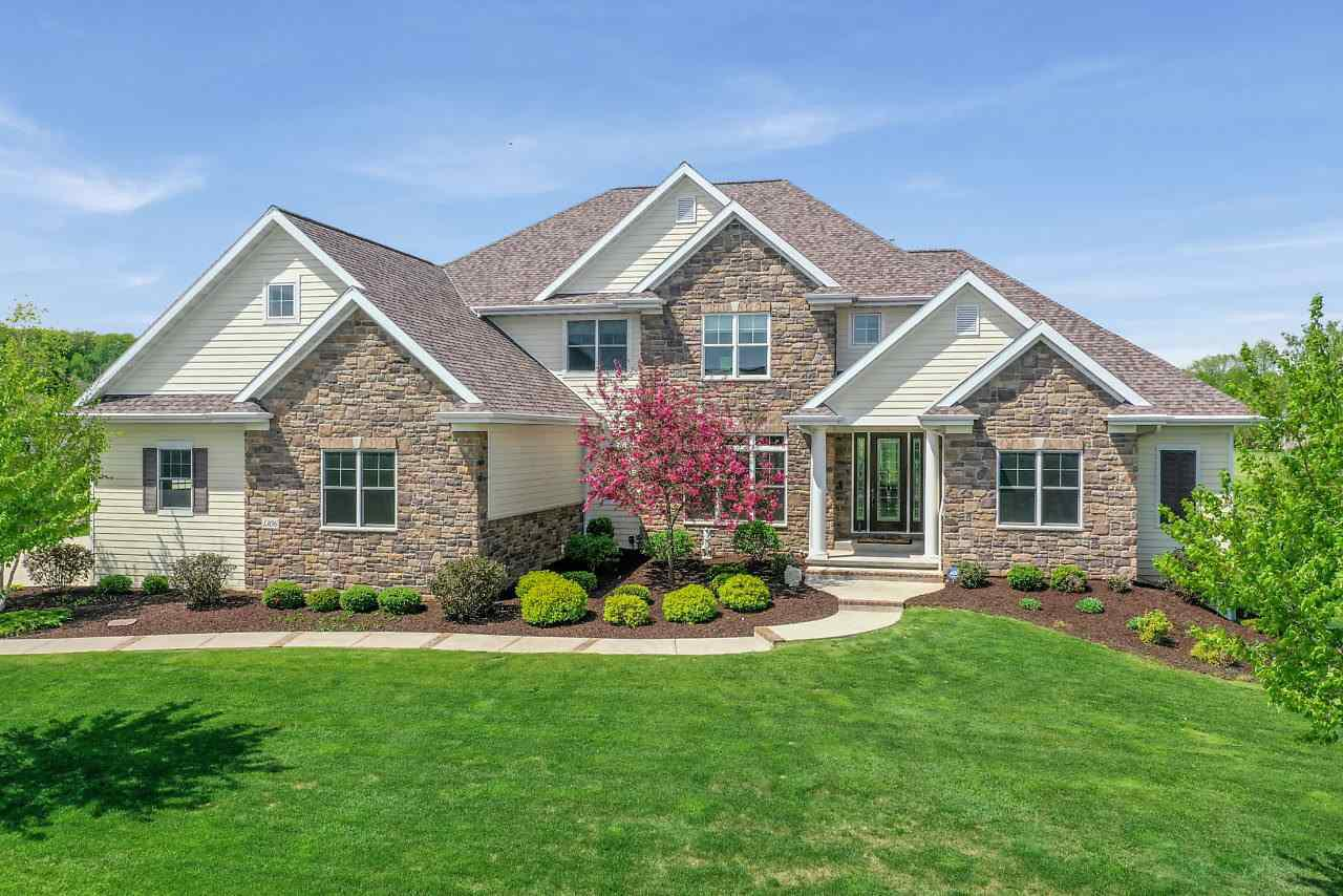 View Single-Family Home For Sale at 1306 S SEDONA CIRCLE, Oneida, WI