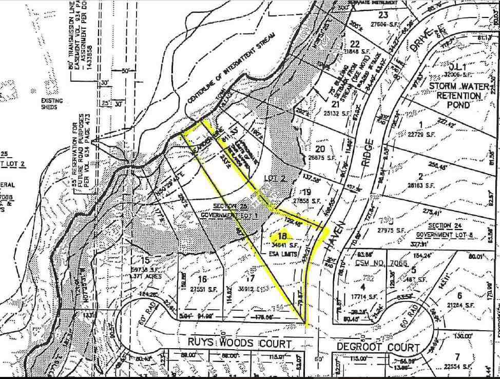 View Vacant Land For Sale at HAVEN RIDGE DRIVE, Combined Locks, WI