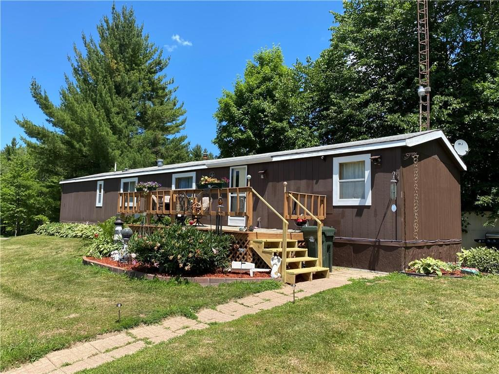 View Single-Family Home For Sale at 846 40th Street, Clayton, WI